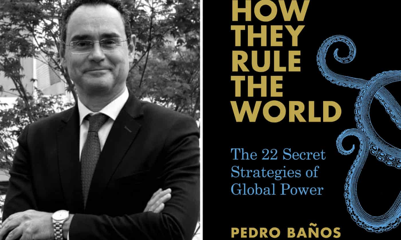 Penguin stops printing Pedro Baños book after antisemitism claims
