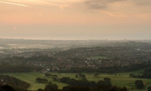 Eastbourne, East Sussex, is among the 10 worst towns and cities for particulate pollution in the UK.