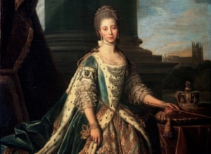 Faith in the medical advances … Charlotte of Mecklenburg-Strelitz, wife of King George III.