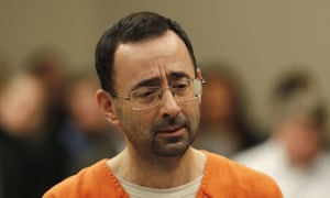 USA Gymnastics doctor faces 25 years in prison after guilty