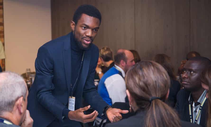 Victor Ugo, founder of Mani.