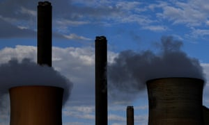Alinta submitted a proposal for a 'marginal improvement' to its Loy Yang B coal power plant in Victoria