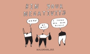 Bin Your Negativity - Dale Crosby-Close