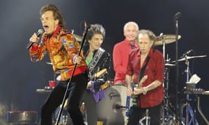 Rolling Stones review – swaggering into their second