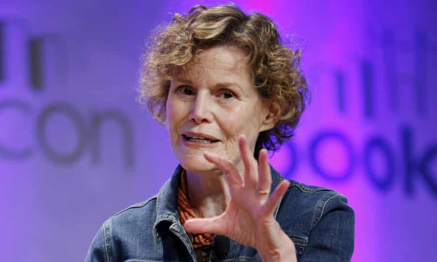 Set for a film adaptation of her best-known book … Judy Blume in 2015.