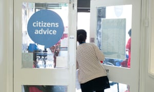 Citizens Advice says changes to universal credit have made 'only a dent' in the problem.