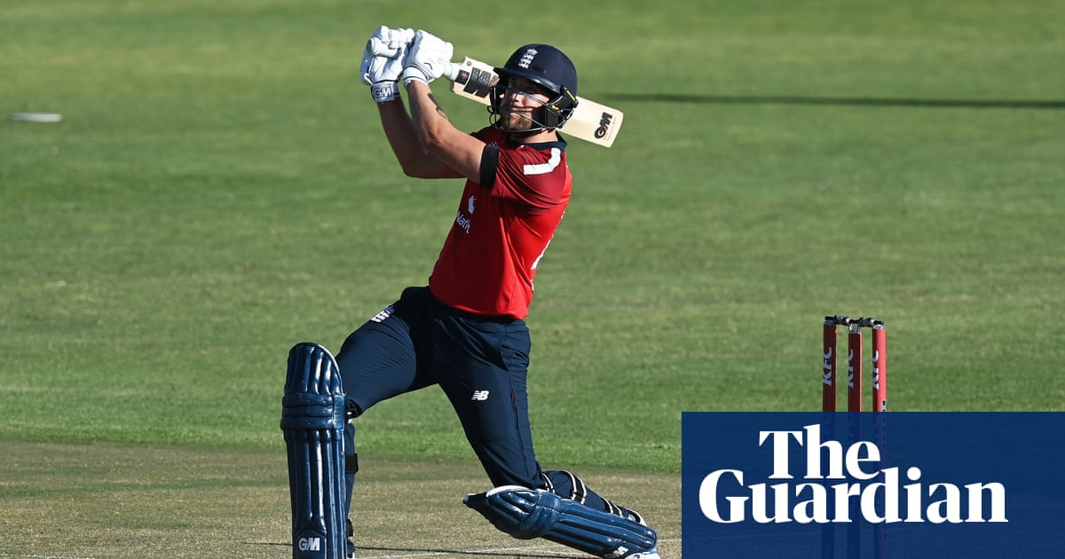 Dawid Malan steers England to T20 win over South Africa to clinch series