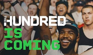 The Hundred website used this crowd image from a rap concert in Miami before changing it to one of cricket fans.