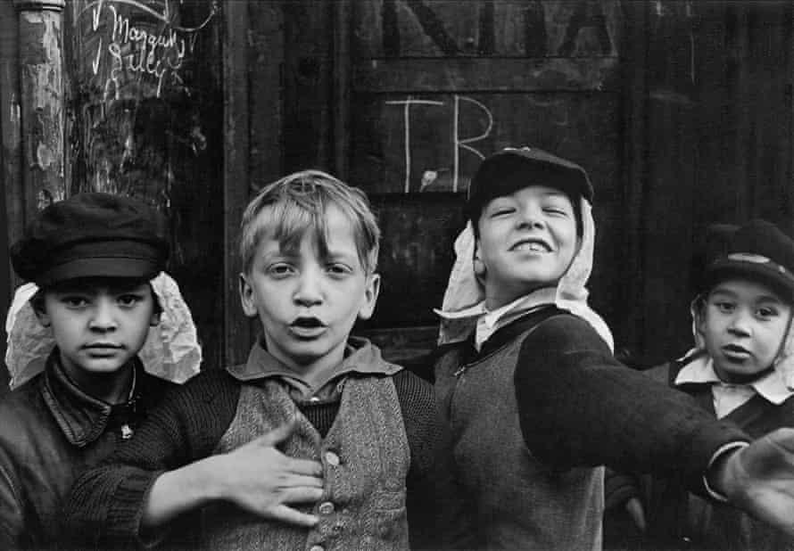 New York, 1940.