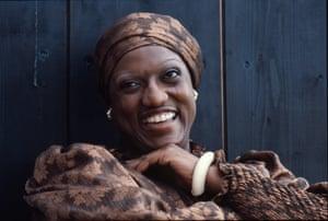 A portrait of Jessye Norman