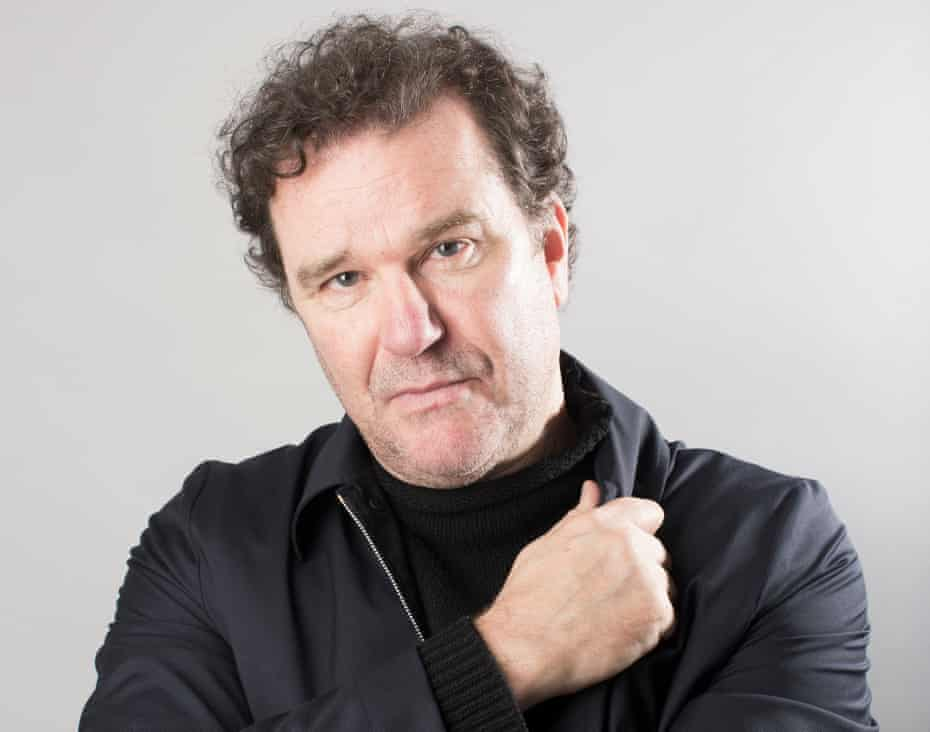 An everyman vibe … Douglas Hodge, who plays a torture expert in The Report.