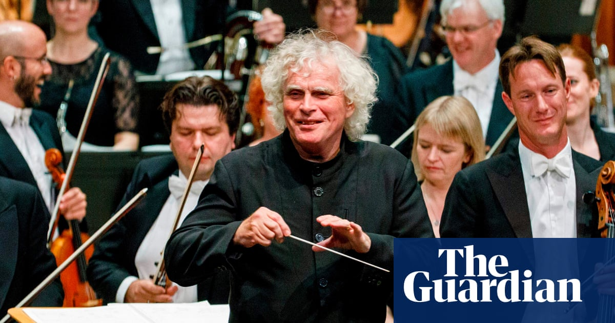 Simon Rattle to leave London Symphony Orchestra in 2023