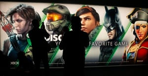 The process of buying a video game is changing ... Electronic Entertainment Expo in Los Angeles.