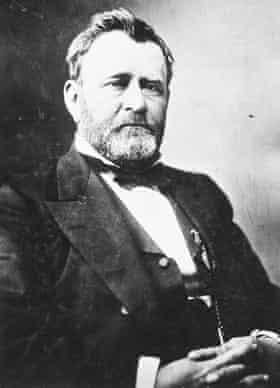 President Ulysses S Grant.