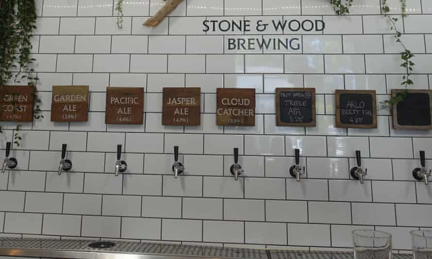 Stone and Wood's Byron Bay brewery
