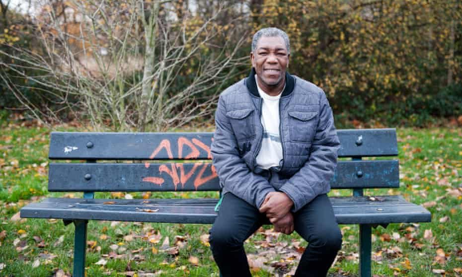 Told to pay £54,000 for cancer treatment … Sylvester Marshall, who inspired the song Waiting Room.