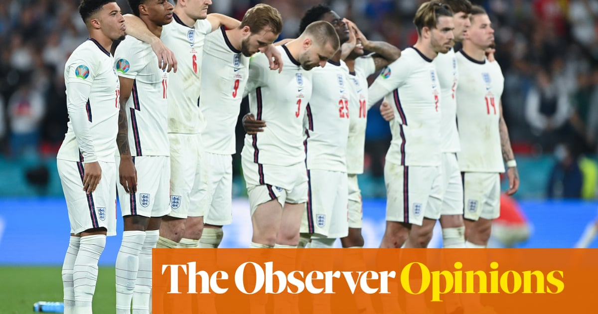 May I have a word about… English football's 55 years of hurt