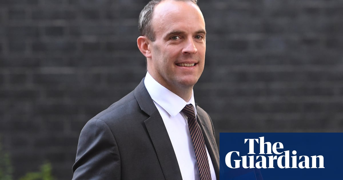 EU diplomats reject Raab claim that Brexit talks are 'closing in' on deal