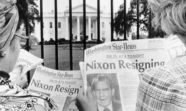 Editorial: Nixon, the man who stayed too long – archive, 9 August ...