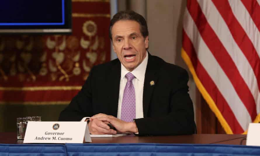 Andrew Cuomo, New York's governor, has estimated that the state may require 30,000 ventilators to meet demand.