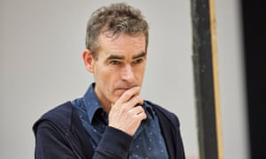 Rufus Norris in rehearsals for Small Island.