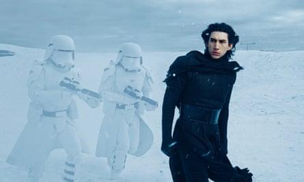Kylo Ren … why didn't Luke go after him?