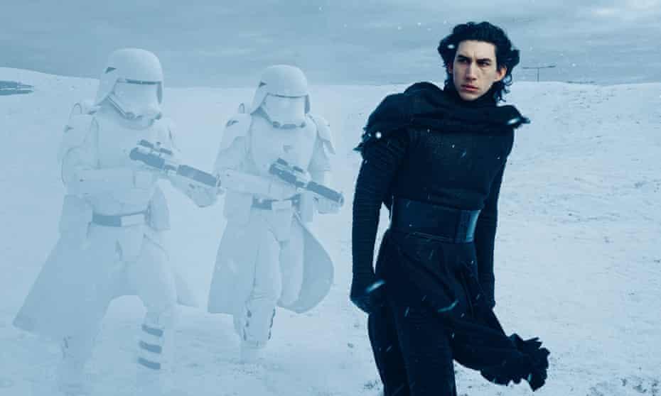 Star Wars VII: The Force Awakens.