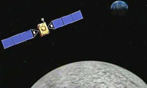 Chang'e is in the air: China lands its space probe on the moon last week.