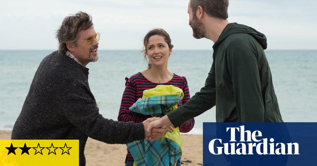 Juliet, Naked review – superb Rose Byrne can't stop Hornby