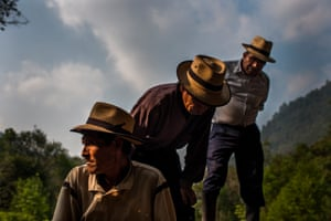 Third Prize, long-term projects | Ixil Genocide | Daniele Volpe, Italy