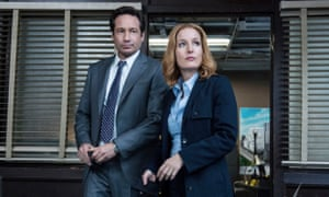 The X-Files.