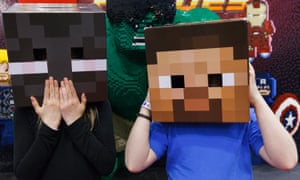Minecraft has tens of millions of young fans – who are taking their crafting talents to YouTube.