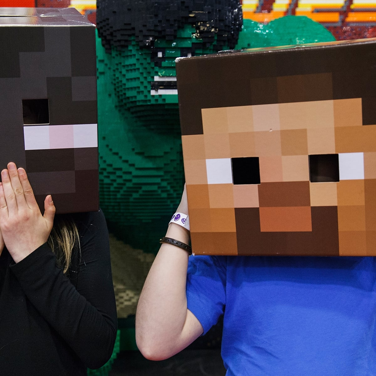 Your kids want to make Minecraft YouTube videos – but should you