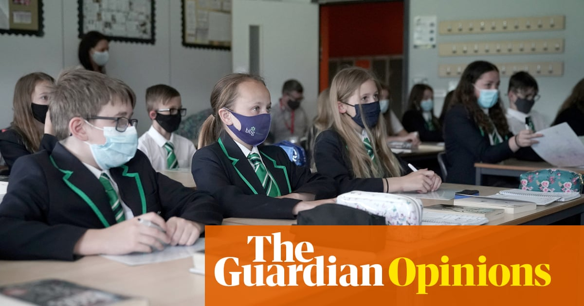 The Guardian view on schools and Covid: falling down
