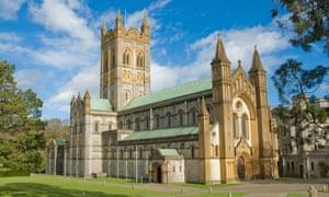 Buckfast Abbey in Devon
