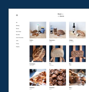 Bread Source's website