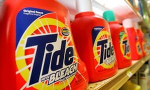 'They should not be played with, whatever the circumstance, even if meant as a joke,' said Tide manufacturer Procter & Gamble.
