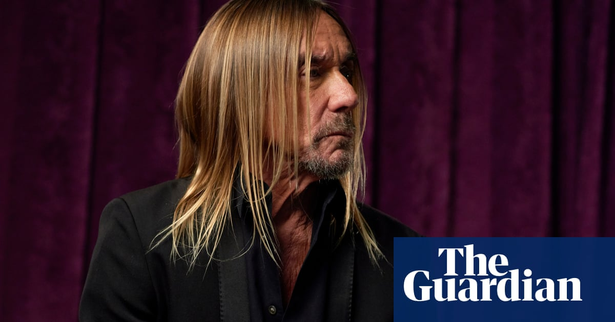Iggy Pop on finding new music: 'At my age, it helps to remain curious'