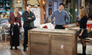 The One With Chandler in a Box.