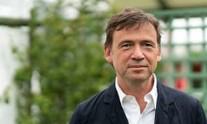 "'I want to write about now but ""now"" changes day by day' … David Nicholls."