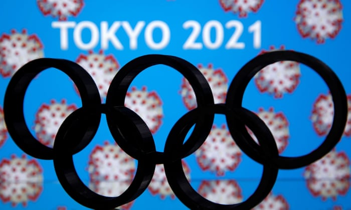 Image result for Tokyo Olympics postponed to 2021 due to coronavirus pandemic