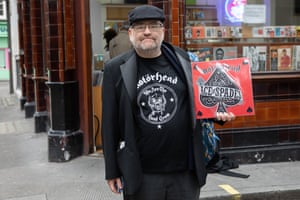 Paul Murray 54, London