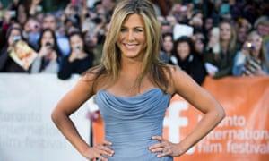 'Tired of speculation': Jennifer Aniston.