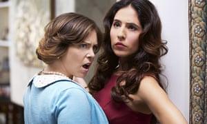 Rachel Bloom, Gabrielle Ruiz in Crazy Ex-Girlfriend