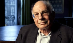 Daniel Kahneman, the psychologist who exposed how unconcious biases often shape our decision-making.