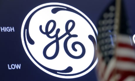 General Electric shares tank following accusation of 'bigger fraud than Enron'