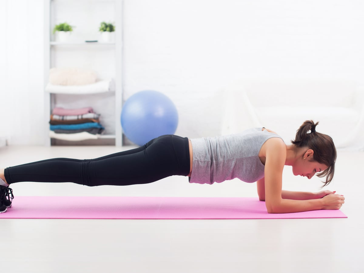 How to do the perfect plank | Life and style | The Guardian