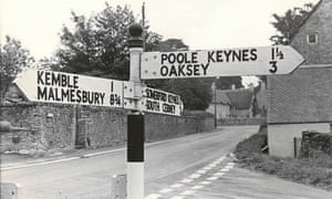 The Cotswolds, June 1976.