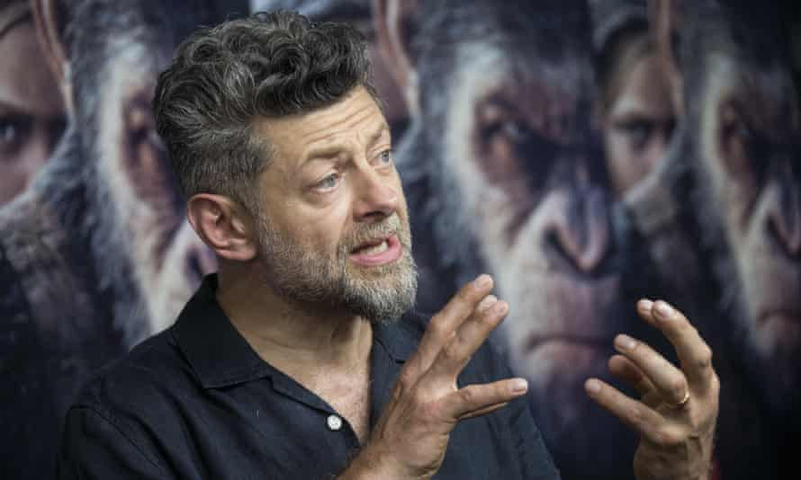 Andy Serkis is best known for using motion-capture methods in his acting work.