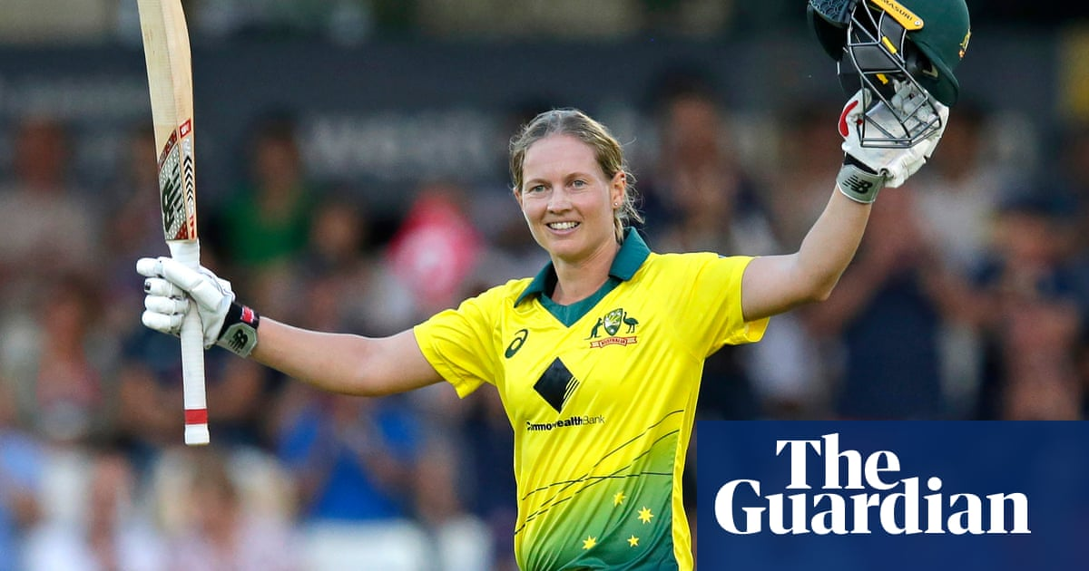 Australia women crush West Indies in historic ODI win